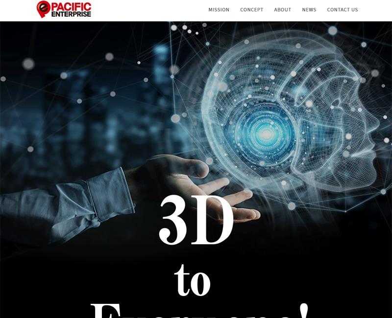 3d vision 制作実績のWebサイトイメージサムネイル画像